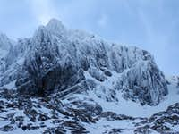 Ben Nevis s No.3 Gully Buttress