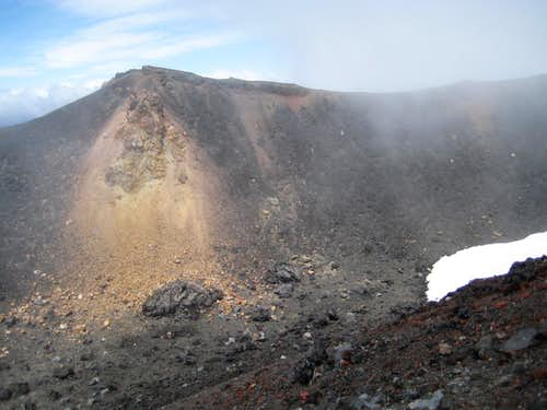 Mt Ngauruhoe True Summit