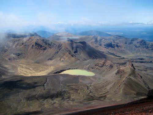 Mt Ngauruhoe View NE