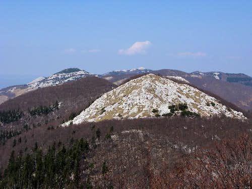 Crni Vrh summit view...