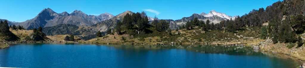 Lac inférieur de Bastan