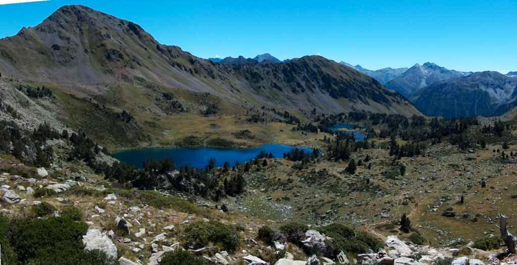 Lac Supérieur de Bastan