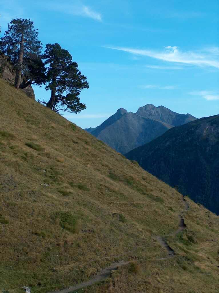 Near Col de Portet
