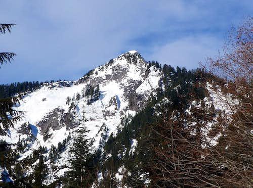 Bald Mountain Southeast Face