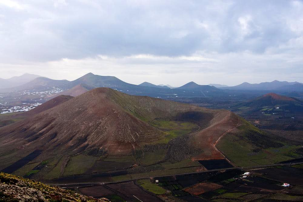 Montaña Tersa