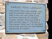 Lookout Marker