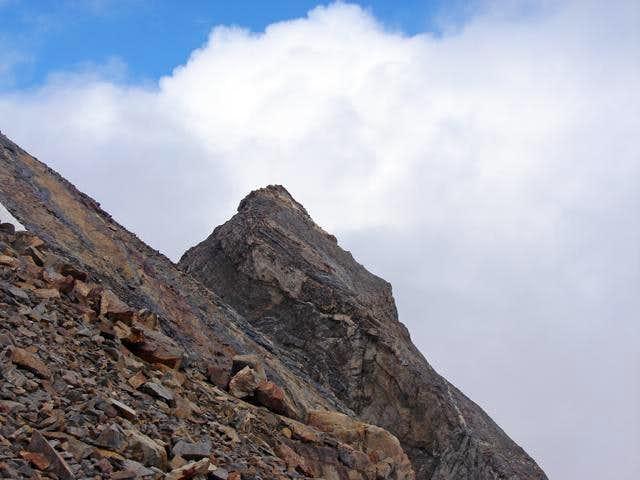 Pointe de Chausenque