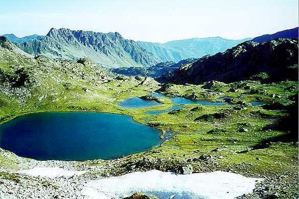 Lac de la Hourquette