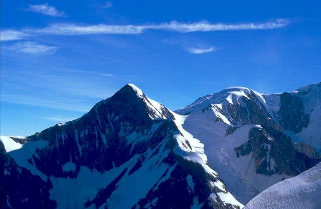 Summit seen from de dome de...