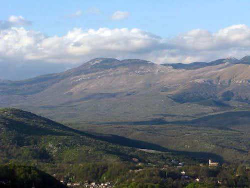 Obruč (1.376 mtrs)