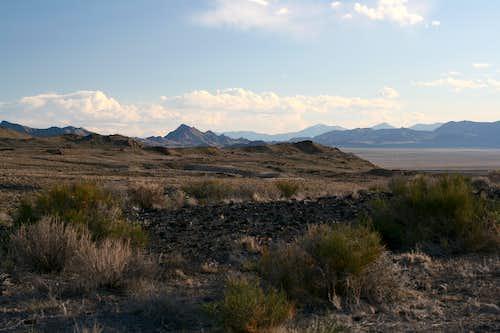 Rishel Peak from a Distance