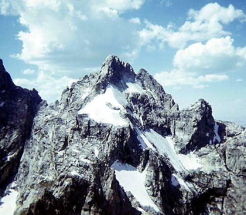 Mount Owen from Teewinot