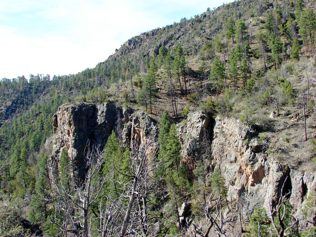 Sanchez Canyon