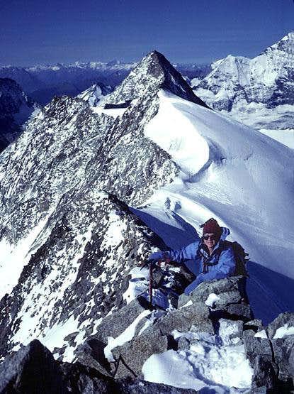 SW Ridge Mont Blanc de Cheilon