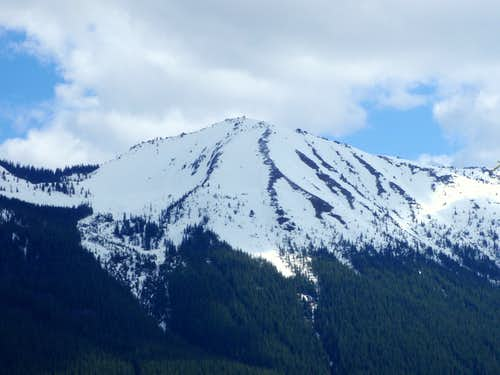 Granite Mountain (Snoqualmie)