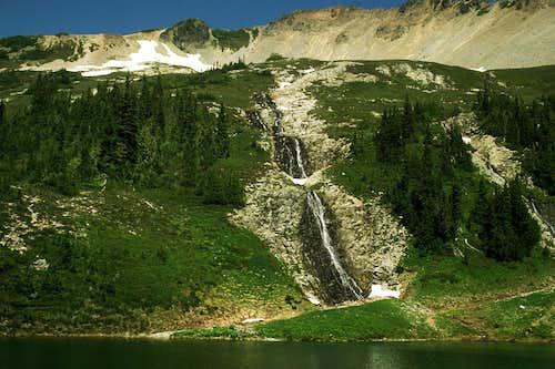 Tapto Lakes Basin