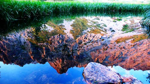 Reflection in Stream