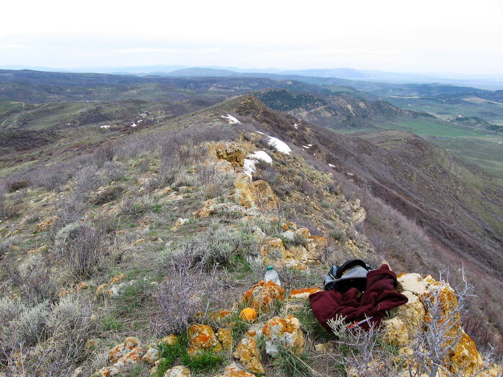 Escarpment Peak