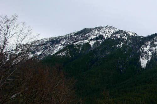 Dirtybox Peak