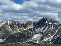 Wheeler Peak and Jeff Davis Peak