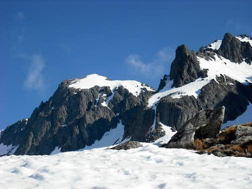 Baranie Rohy (2526m)