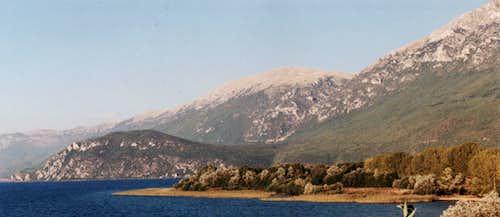 Jablanica Mountains