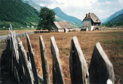Vermosh Valley