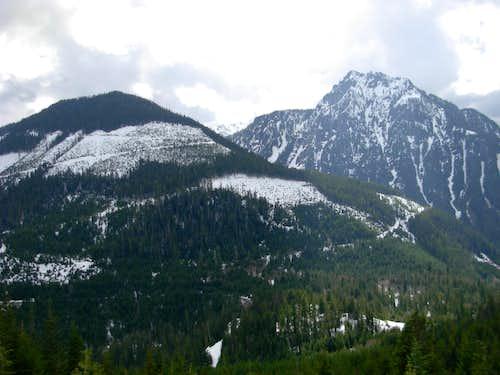 San Juan Hill & Bear Mountain