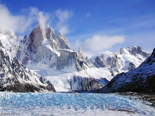 Cerro Torre and Glaciar...