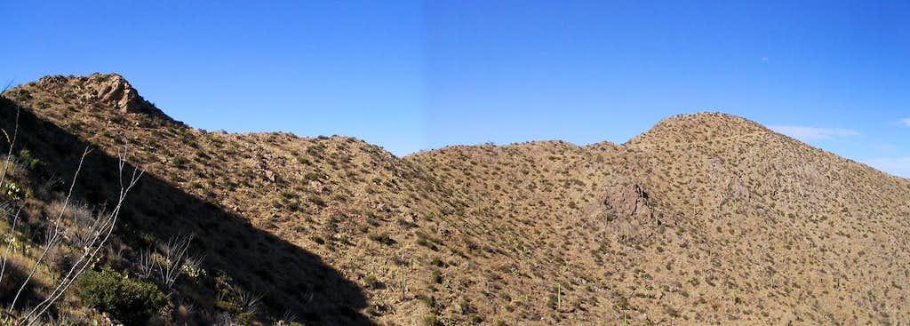 Amole & Wasson Peaks