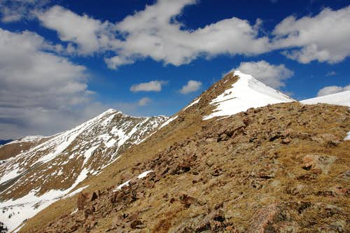 Wheeler Peak and UN 12,728