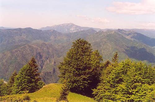 Căpăţînii mountains
