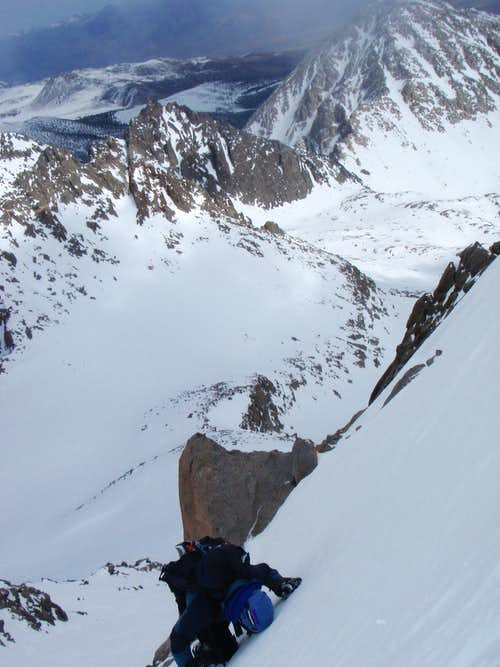 Digging DEEP on Mount Sill