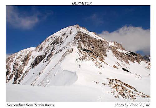 On the Terzin Bogaz ridge
