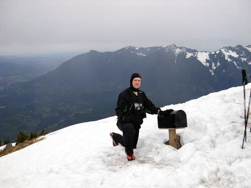 Me, On Mailbox Summit