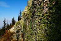 Rock near Kybfelsen
