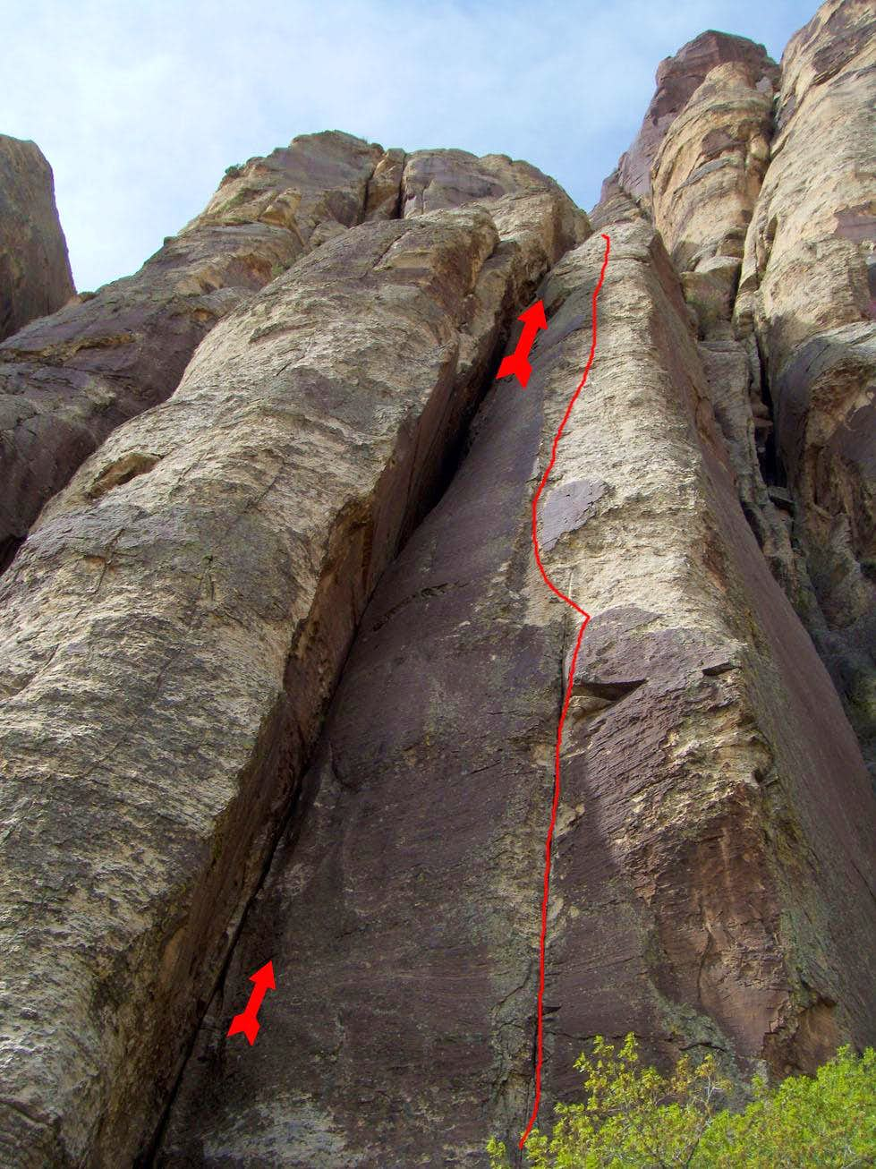 Test Tube, 5.9, 3 Pitches