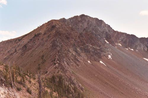 Peak 8,676 (Wallowas)