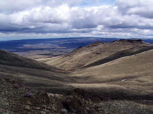 Oregon Canyon Mountains
