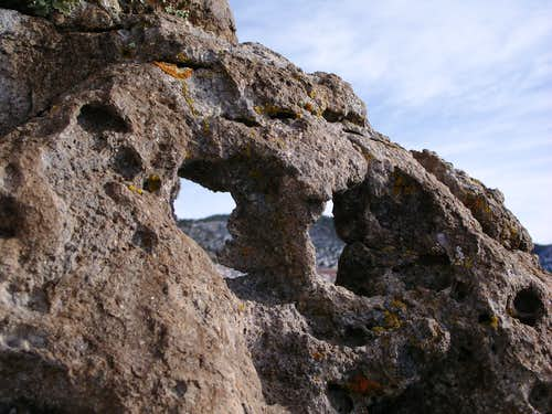Cool Rock Formation