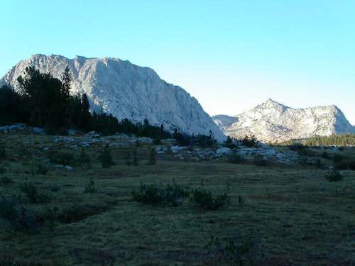 Fletcher Peak - Front Left...