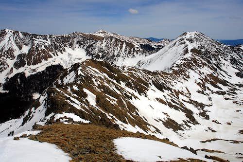 Lake Fork - Wheeler Ridge