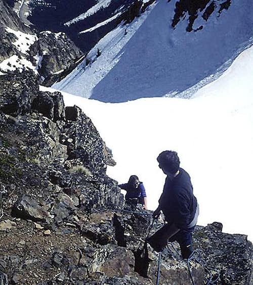Blue Lake Peak East Ridge