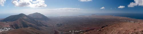 Lanzarote\'s southern tip