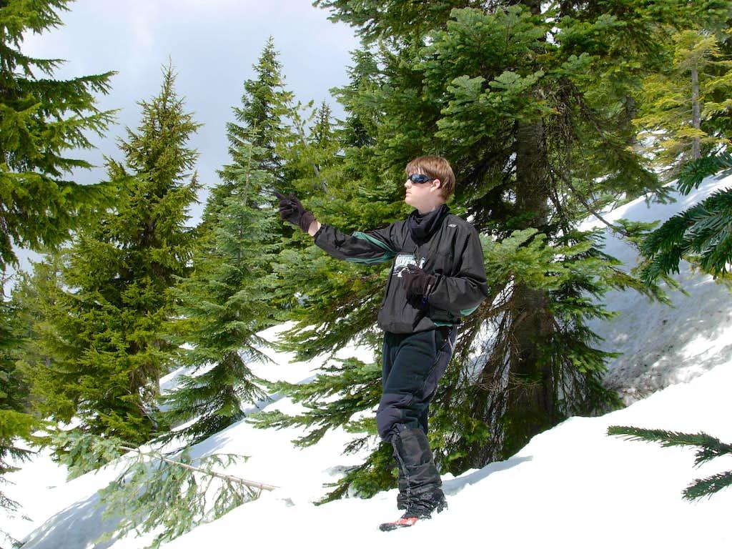 Me, On Frog Mountain