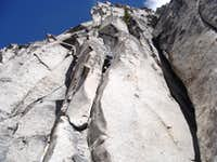 South Face Prussik