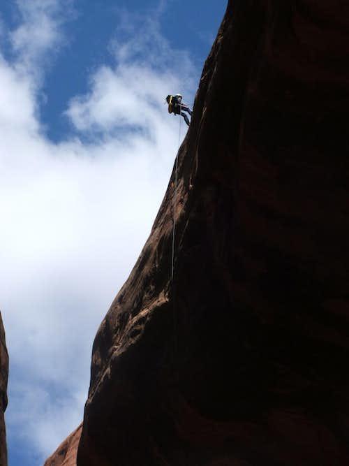 Rapelle into Lomatium Canyon