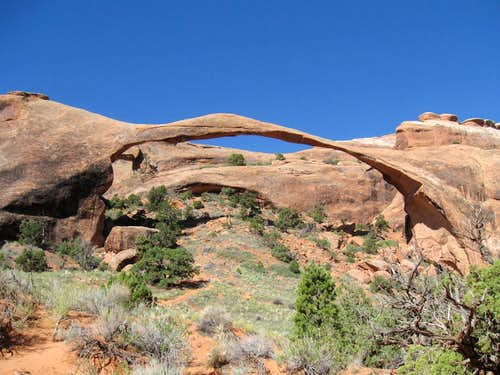 Landscape Arch in its majesty