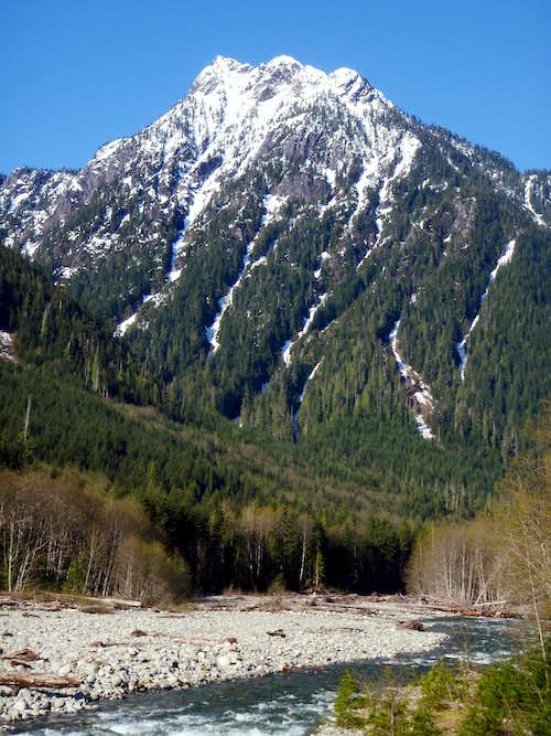 Bear Mountain East Face