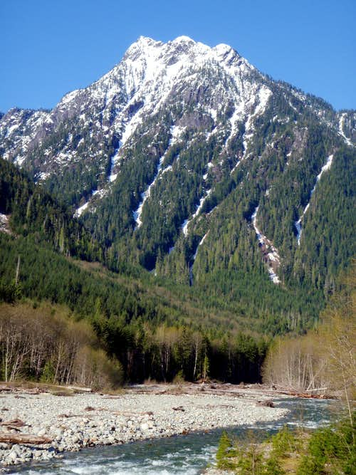Bear Mountain East Face